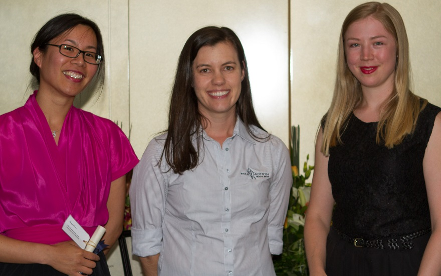 University Melbourne Physiotherapy Student Leadership and Management Award 2014